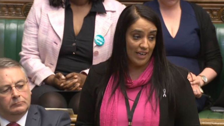 Labour MP Naz Shah has won a libel case against Leave.EU