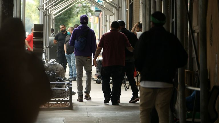 Nearly 200 hotels are catering to the homeless, first responders and government officials