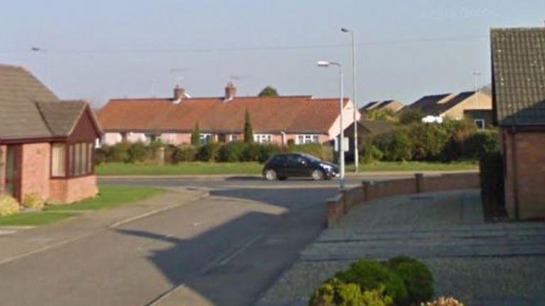 Antingham Drive, North Walsham, Norfolk. Pic: Google Street View