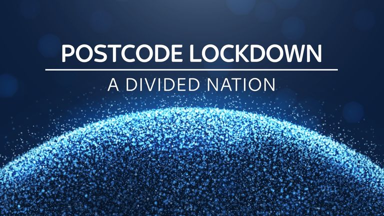 Postcode Lockdown: A Divided Nation