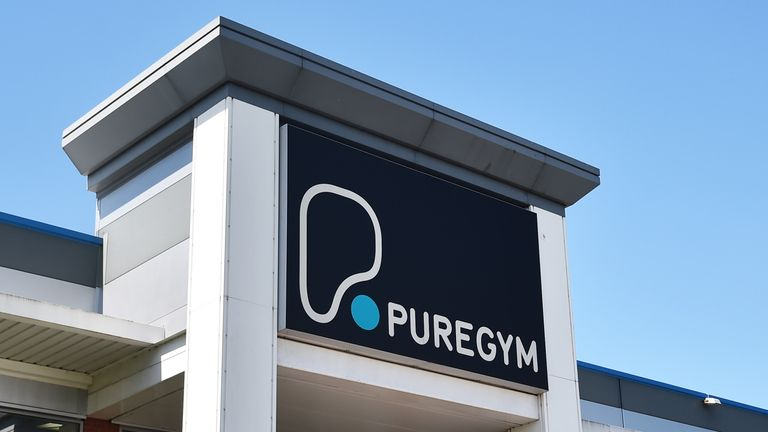 STOKE-ON-TRENT - JUNE 02: A general view of PureGym on June 02, 2020 in Stoke-on-Trent, England . The British government further relaxed Covid-19 quarantine measures in England this week, allowing groups of six people from different households to meet in parks and gardens, subject to social distancing rules. Many schools also reopened and vulnerable people who are shielding in their homes are allowed to go outside again. (Photo by Nathan Stirk/Getty Images)