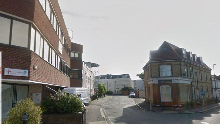 Warren Road, Reigate, Surrey. Pic: Google street view