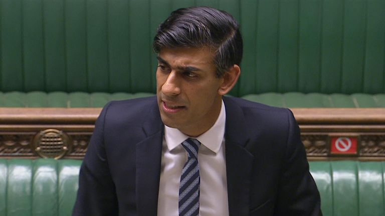 Rishi Sunak