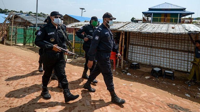 The coronavirus pandemic has made Rohingya refugees even more vulnerable