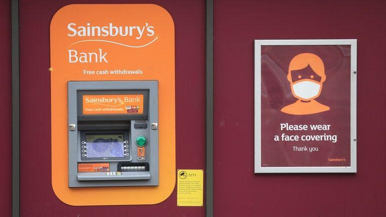 Sainsbury's ATM