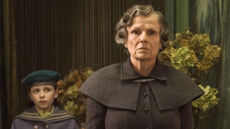 Dame Julie Walters plays housekeeper Mrs Medlock. Pic: StudioCanal/Sky