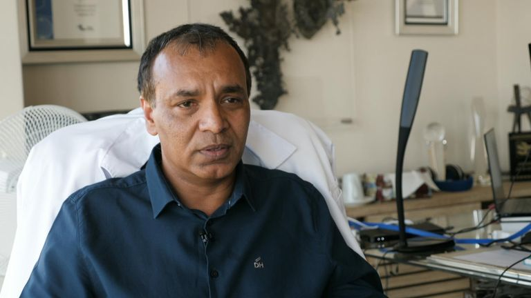 Professor Shabir Mahdi says that in South Africa lockdown may have accelerated the spread of the disease