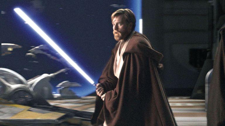 Ewan McGregor. Pic: Lucasfilm/Fox/Kobal/Shutterstock