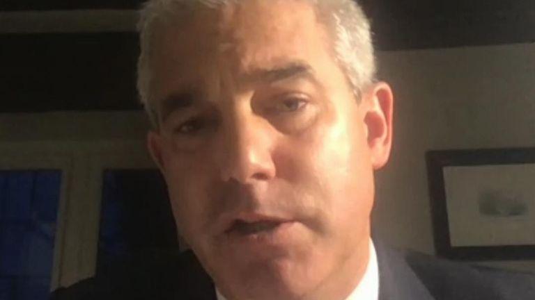Chief Secretary of the Treasury, Steohen Barclay