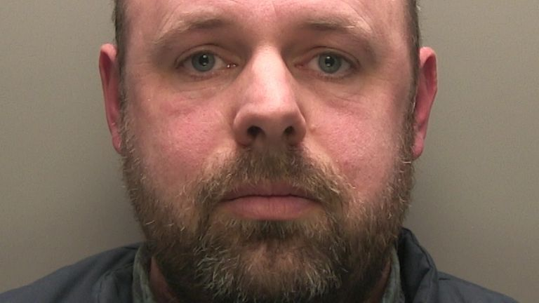 Nigel Wright, 45, has been jailed for 14 years
