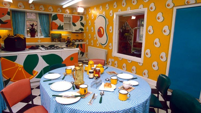 The Big Breakfast House Is Up For Sale It Could Be Yours For 5 75m Ents Arts News Sky News