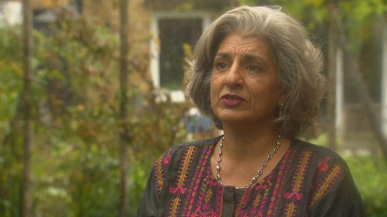 Farhana Yamin is a climate lawyer and activist