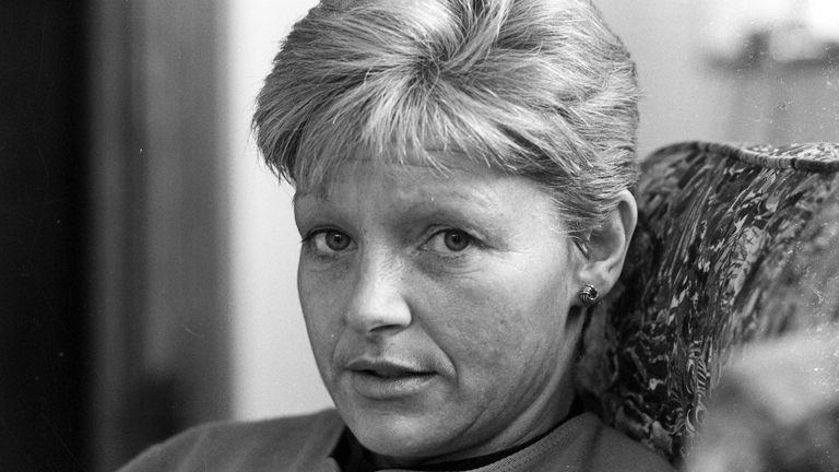 Journalist Veronica Guerin was murdered in 1996