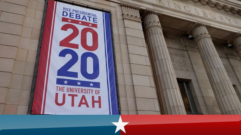 The 2020 vice presidential debate has more significance than in previous elections