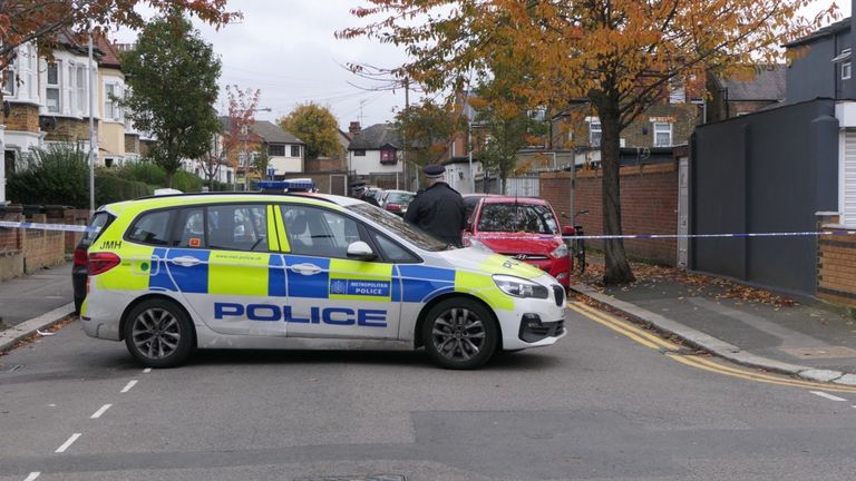 Local residents described the stabbing as 'incredibly tragic and such a senseless loss of life'