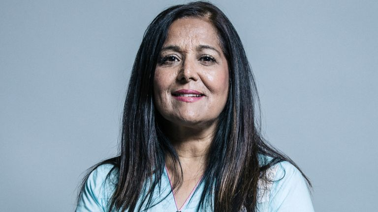 Yasmin Qureshi MP. Pic: UK Parliament