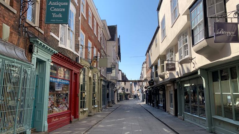 York will join London in Tier 2 level restrictions