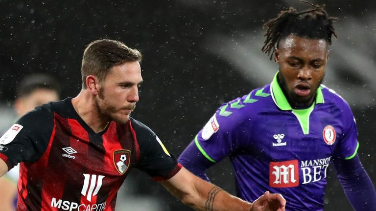 Bournemouth continued their unbeaten start to the season with a 1-0 win over Bristol City at the Vitality Stadium