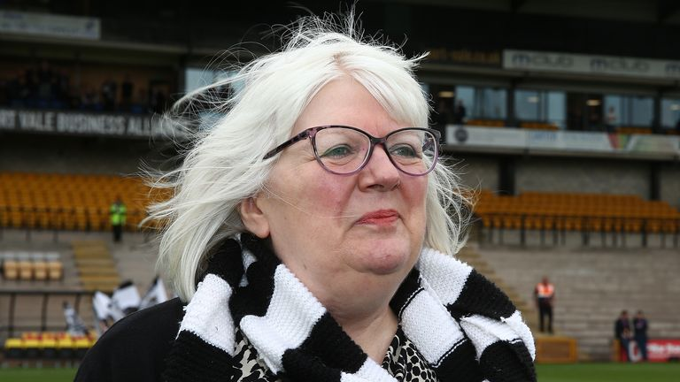 Port Vale chair Carol Shanahan has rejected the idea put forward by Manchester City chief executive Ferran Soriano that B teams could play in the EFL