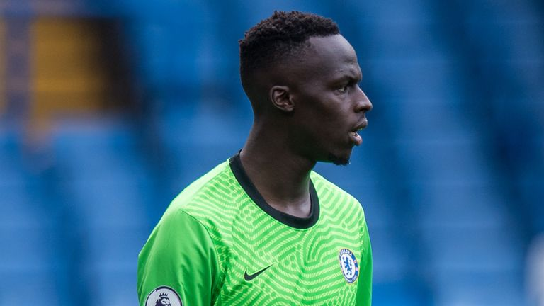 The improvement of Chelsea's defending has helped Edouard Mendy get off to a good start, according to former Blues goalkeeper Rob Green