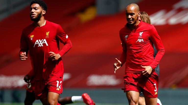 Jurgen Klopp praises the performance of new centre-back pairing Joe Gomez and Fabinho against Ajax but insists the duo will need time to fully adapt to the demands as a partnership.