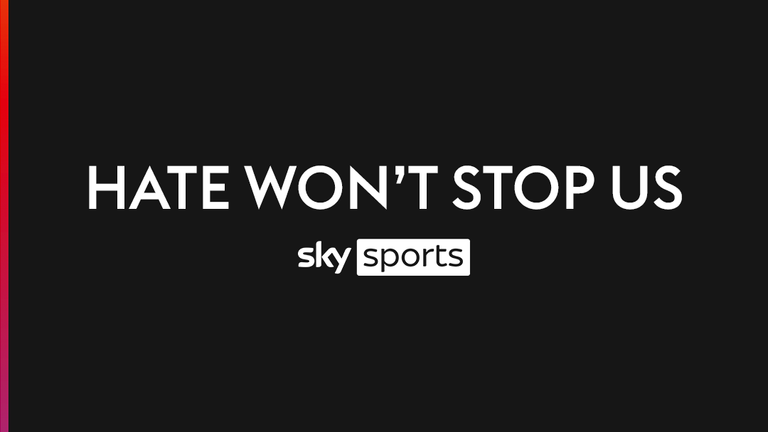 Sky Sports announces commitment to tackling online hate and abus