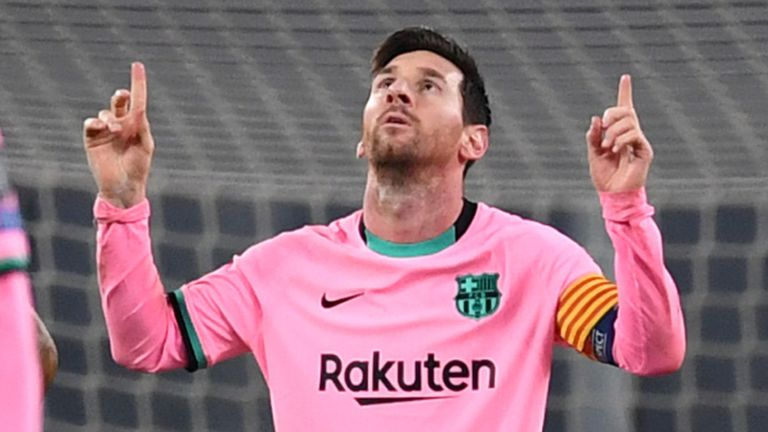 Spanish football expert Semra Hunter reports that Manchester City will not be bidding for Lionel Messi when he becomes a free agent at the end of this season - partly due to his age and the finances involved