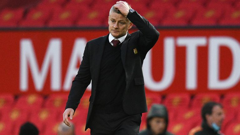 United We Stand editor Andy Mitten says Manchester United boss Ole Gunnar Solskjaer must win silverware this season to justify his position