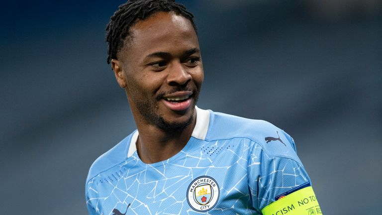 Raheem Sterling spoke publicly earlier this year about the need for English football to address the lack of black representation in positions of power