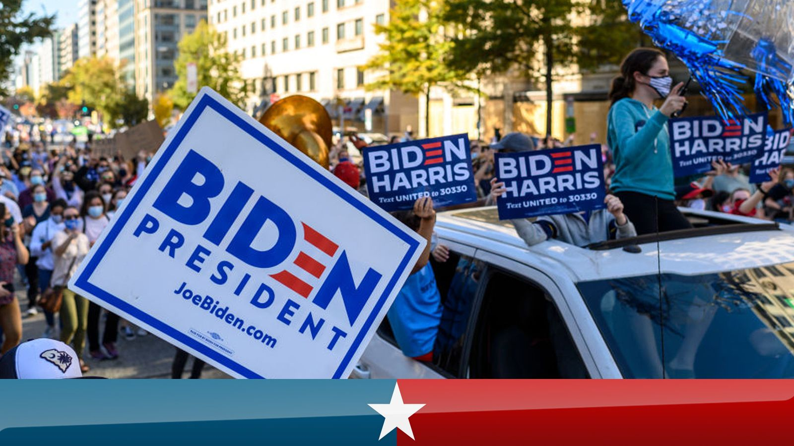 US election results: World leaders react to news that Joe Biden will be the next president