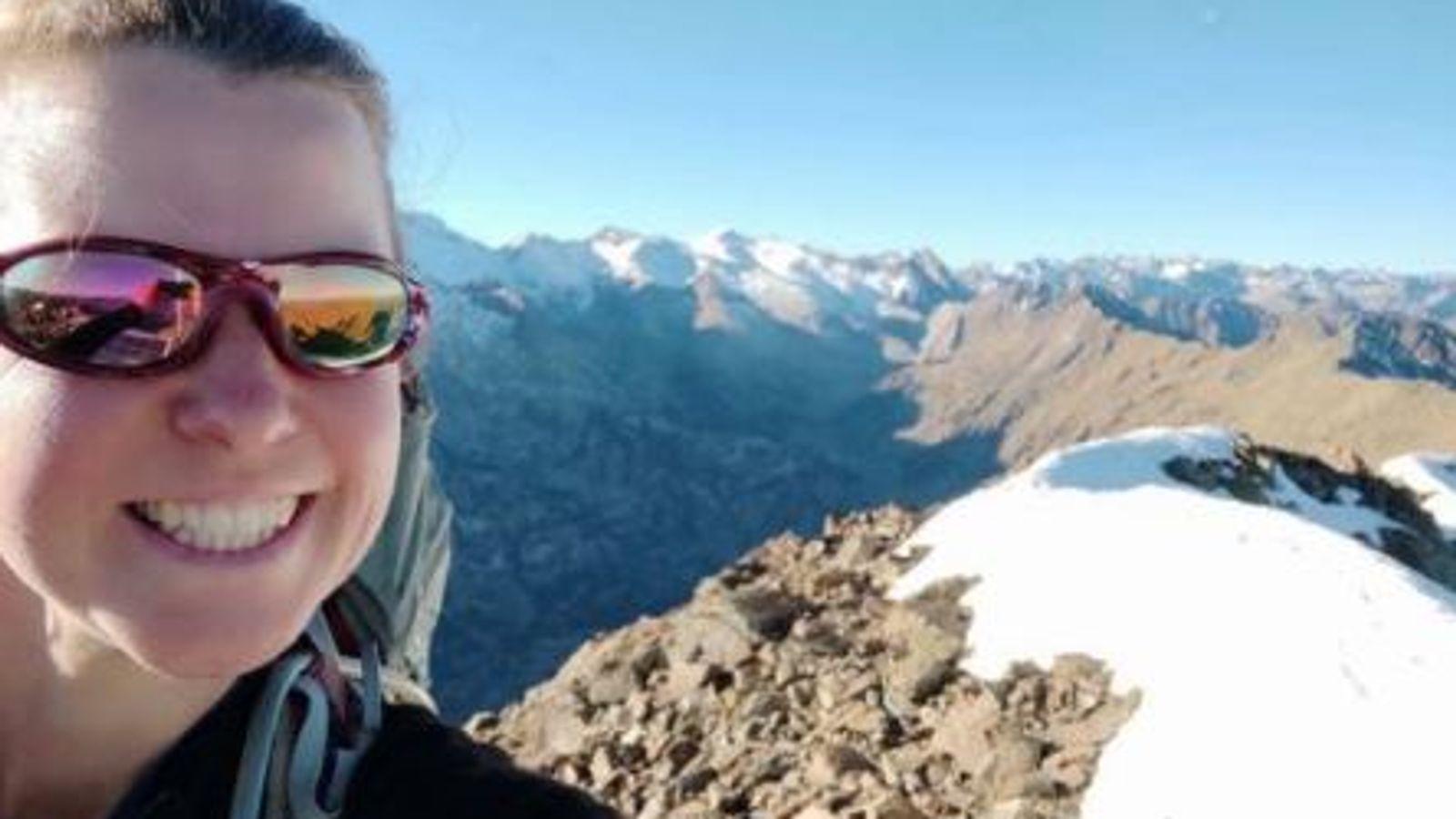 Esther Dingley: Missing British hiker's dental records being sent to France after 'human bones' found