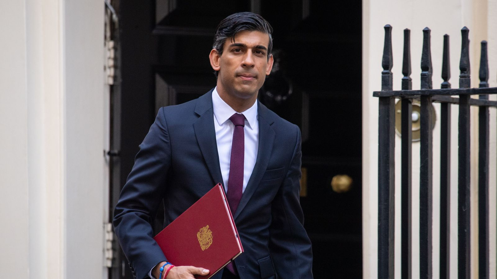 Rishi Sunak: UK economy to face 'enormous strains' following lockdown