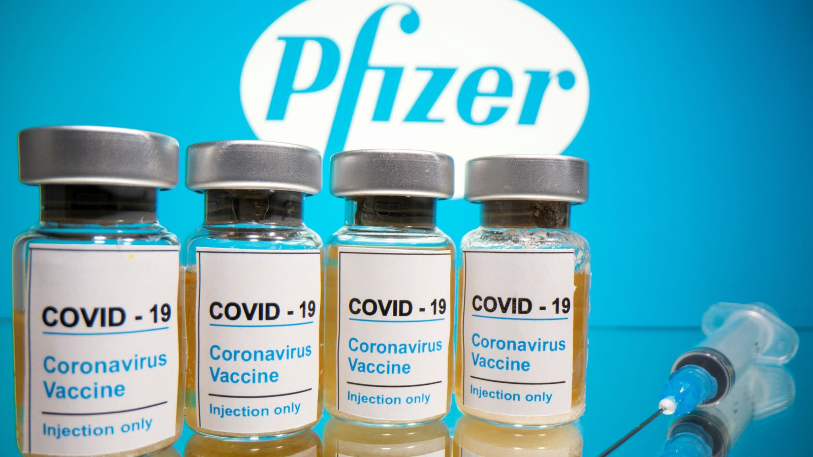 Coronavirus: Pfizer COVID-19 vaccine found to be 90% effective in 'great day for science and humanity'