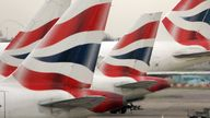 British Airways will test passengers before they fly from the US to the UK