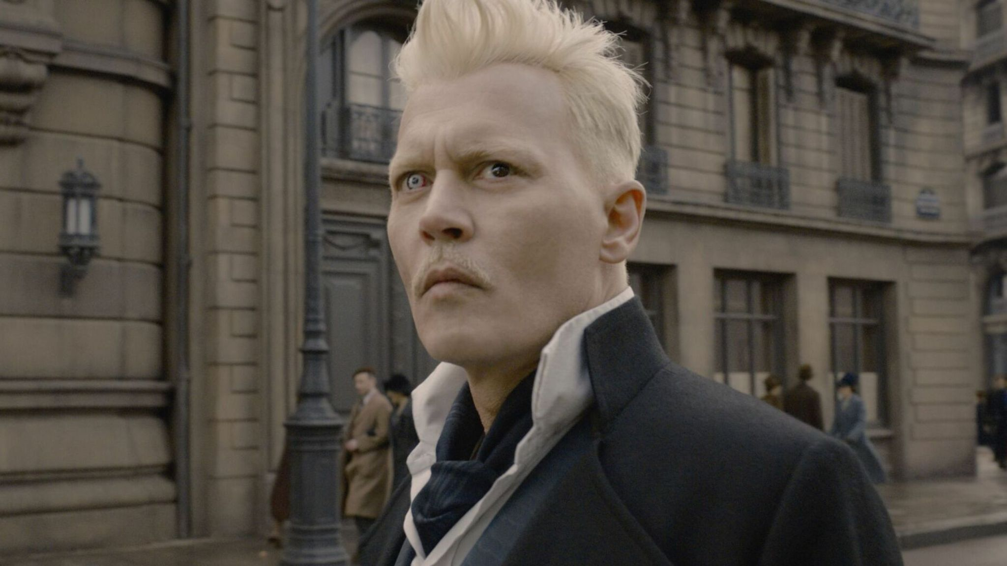 Johnny Depp forced to quit Fantastic Beasts 3 after losing 'wife beater' libel  trial against The Sun | Ents & Arts News | Sky News