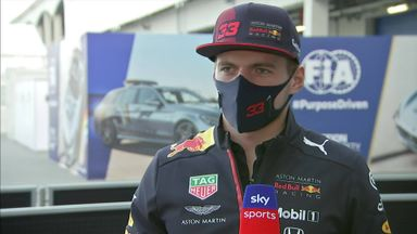 Verstappen: Reliability issues 'unfortunate'
