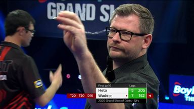 Wade's sublime 152 checkout