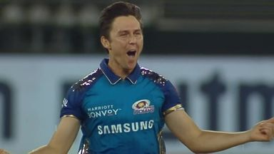 Stoinis out first ball in IPL final