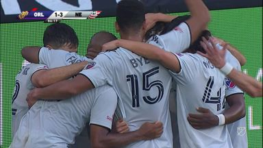 Orlando 1-3 New England Revolution