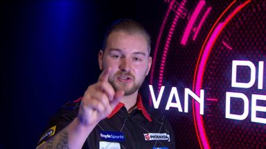 Dimitri: Asp and I are the future of darts