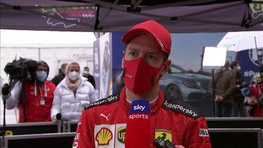 Vettel: Good result for Ferrari