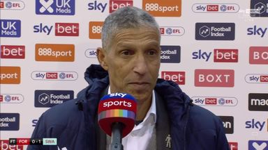 Hughton: We shouldn't have lost