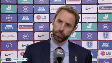 Southgate positive on England's future