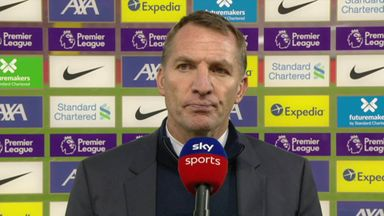 Rodgers: Leicester were too passive