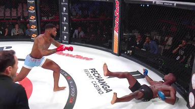 Joey Davis' big knockouts
