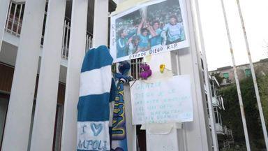 A look at Maradona's Napoli life