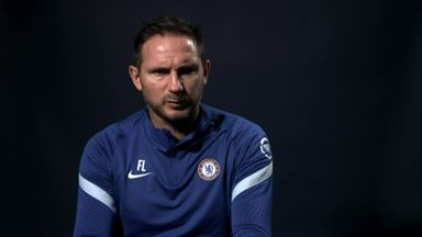 Lampard: We're a work in progress