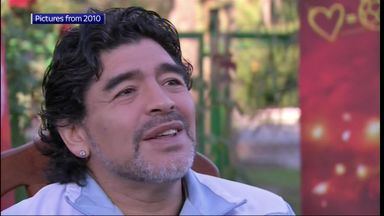 Archive: Meeting Maradona at 50