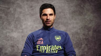Arteta: We have two trophies, we want more