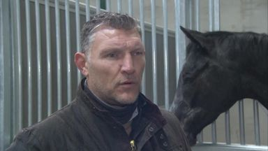 Burrow Seven: Racehorse named after Rob Burrow